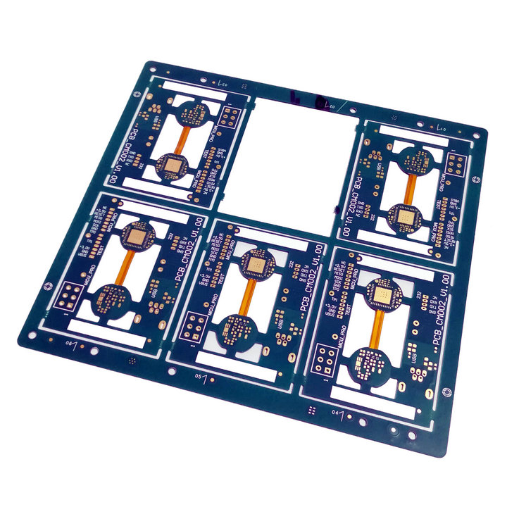 Rigid-flex pcb-Rigid-flex PCB-Sun Light PCB & Technologies LTD